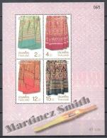 Thailande - Thailand 2000 Yvert BF 143, Thai Heritage - Miniature Sheet - MNH - Tailandia
