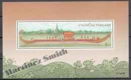 Thailande - Thailand 2001 Yvert BF 151A, Royal Barrage. Anekkachat Puchong - Miniature Sheet - MNH - Tailandia