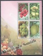 Thailande - Thailand 2003 Yvert BF 177, World Week Of The Written Letter - Miniature Sheet - MNH - Tailandia
