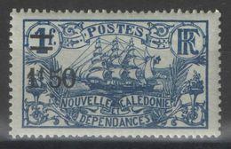 Nouvelle-Calédonie - YT 135 * - New Caledonia