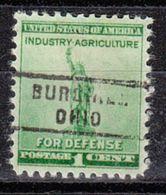 USA Precancel Vorausentwertung Preo, Locals Ohio, Burghill 743 - Vereinigte Staaten