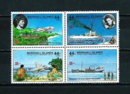 Islas Marshall  Nº Yvert  A-12/15  En Nuevo - Islas Marshall