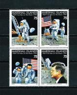 Islas Marshall  Nº Yvert  527/30  En Nuevo - Islas Marshall