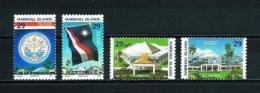 Islas Marshall  Nº Yvert  473/6  En Nuevo - Islas Marshall
