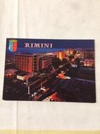 Cartolina-Rimini-Notturno - Rimini