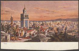 F Perlberg - Tunis, Tunisie, C.1905-10 - Carl Andelfinger CPA - Tunisia