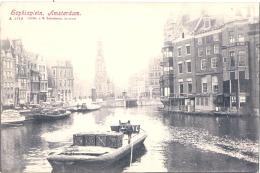 ***  SOPHIAPLEIN AMSTERDAM -  UNUSED - Amsterdam