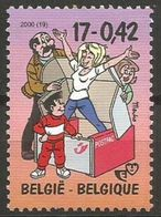 Belgium - 2000 Youth Philately MNH **    Sc 1827 - Unused Stamps