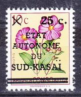 Sus Kasaï - Zuis Kasaï   Nr 3 Neufs - Postfris - MNH  (XX - Sud-Kasaï