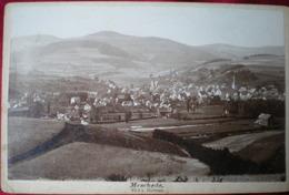 MESCHEDE - Bild Bei Maifnapp, Vue Générale.(carton Format 11x 16,5cm) - Lieux