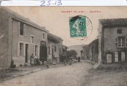 Meurthe Et Moselle : COLMEY  : Grand'rue - Autres Communes