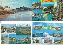 Lot De 12 Cpm Granville - Granville