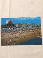 Cartolina-Rimini-Miramare-Spiaggia - Rimini