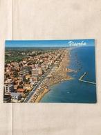 Cartolina-Rimini-Viserba-Veduta Aerea - Rimini