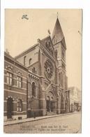 Mechelen - Kerk Van Het H. Hart. - Mechelen