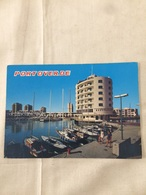 Cartolina-Rimini-Misano Adriatico-Portoverde—scorcio Panoramico - Rimini