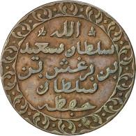 Monnaie, Sultanat, Zanzibar, Pysa, AH 1299 (1882), SUP, Cuivre, KM 1 - Tanzanie