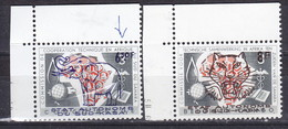 Sud Kasaï - Zuid KasaÏ  Nr 16-17    Neufs - Postfris - MNH  (XX) - South-Kasaï