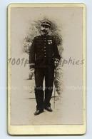 CDV Portrait D'un Militaire Décoré. Phot, Anon . - Photos