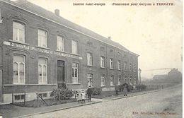 CPA / PK / AK     TERNATH   Institut Saint-Joseph  Pensionnat Pour Garçons - Ternat