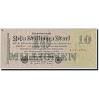 Billet, Allemagne, 10 Millionen Mark, 1923, 1923-07-25, KM:96, B+ - [ 3] 1918-1933 : Weimar Republic