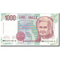 Billet, Italie, 1000 Lire, 1990, 1990-10-03, KM:114b, NEUF - [ 2] 1946-… : République
