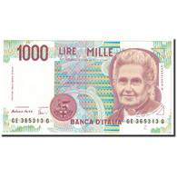 Billet, Italie, 1000 Lire, 1990, 1990-10-03, KM:114c, NEUF - [ 2] 1946-… : République