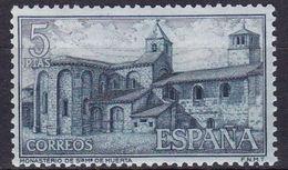Spagna, 1964 - 5p Santa Maria De Huerta - Nr.1214 MNH** - 1931-Oggi: 2. Rep. - ... Juan Carlos I