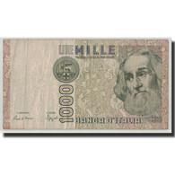 Billet, Italie, 1000 Lire, 1982, 1982-01-06, KM:109b, B+ - [ 2] 1946-… : République