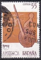 Spagna, 1991 - 55p Nocturlabe - Nr.2657 Usato° - 1931-Oggi: 2. Rep. - ... Juan Carlos I