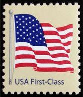 USA 2007 FLAG SINGLE NON DENOMINATED WATER ACTIVATED 41C  SC 4129 YV 3902 MI 4203 A SG 4691 - Verenigde Staten