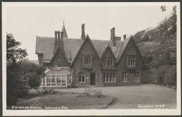 Rothmar Hotel, Wemyss Bay, Renfrewshire, C.1950 - RP Postcard - Renfrewshire