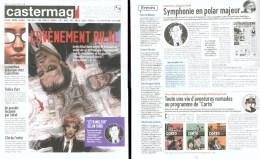 BILAL TARDI PRATT : Magazine Castermag 14 - Bilal