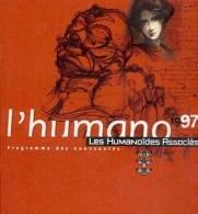 BILAL VICOMTE :catalogue HUMANOIDES 1997 - Bilal