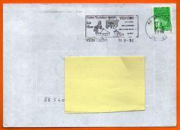 88 VENTRON  STATION TOURISTIQUE  1998 Lettre Entière N° KK 482 - Marcophilie (Lettres)