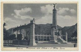 AK  Palermo Monumento Della Liberta E Al Milite Ignoto - Palermo