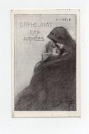CPA Illustrateur Maurice Neumont 1915 Orphelinat Des Armées Devambez - Künstlerkarten