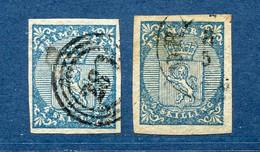 ⭐ Norvège - YT N° 1 - Oblitéré - 1855 ⭐ - Oblitérés