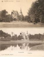 Cappellen / Kapellen : Hortensiahof ( Kasteeltje ) --- 2 Kaarten - Kapellen