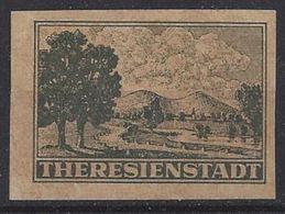 Germany 1943 B+Theresienstadt (*) Mi.1 - Germany