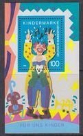 Germany 1993 Kindermarke M/s (GERM 205) - [7] West-Duitsland