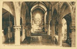 29 PLOUDALMEZEAU /  Intérieur De L'Eglise / - Ploudalmézeau
