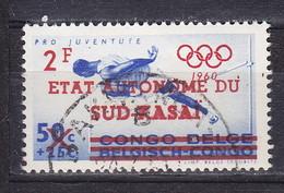 Sud Kasaï - Zuid Kasaï Nr 18   Obliteré - Gestempled - Used   (O)    A - South-Kasaï