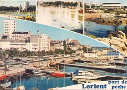 LORIENT PORT DE PECHE - Lorient