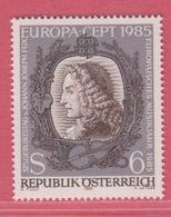 1985 ** (sans Charn., MNH, Postfrish)  Yv  1640Mi  1811ANK 1842 - 1981-90 Unused Stamps
