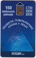 C4. Exhibition 150 Units; Chip SC 5; CN 33137 - Czechoslovakia
