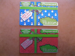 Lot Télécartes Anglaises - Phonecards