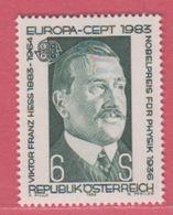 1983 ** (sans Charn., MNH, Postfrish)  Yv  1572Mi  1743ANK 1774 - 1981-90 Unused Stamps