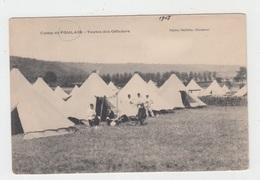 52 - CAMP De FOULAIN / TENTES DES OFFICIERS - France