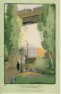 The Elevated Rairoad At 110 TH Street   Illustrateur Racheel Robinson Elmer   Cpa - Transports